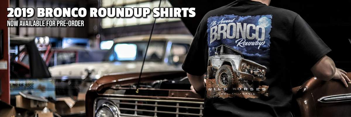 Roundup T-Shirts