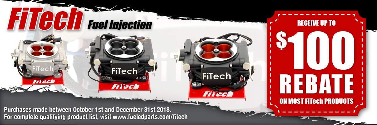 FiTech Rebate