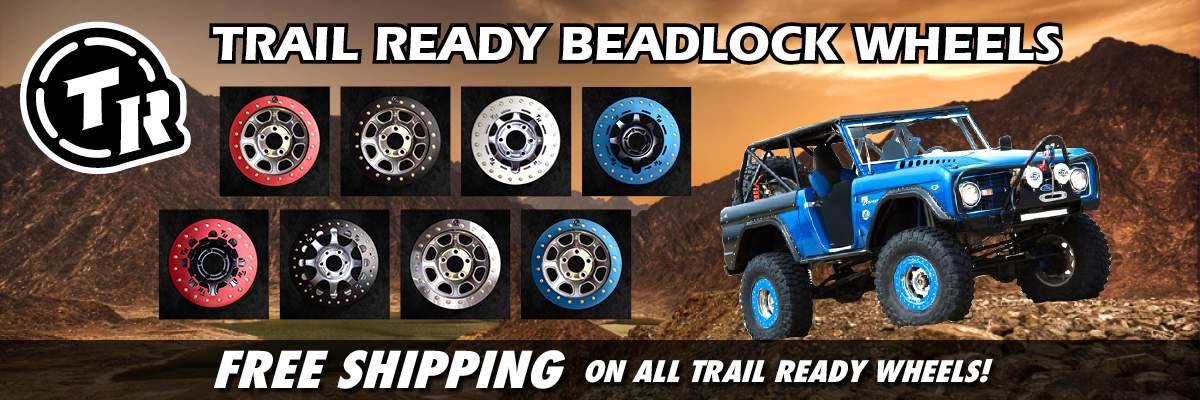 TrailReady Beadlock Wheels