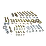 Suspension System Pro Hardware Pack  use with stock shock mounts front and rear