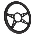 Steering Wheel Mark 9 GT Black 4 Spoke 14 Inch