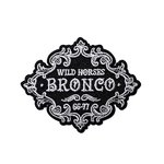 WH Retro Bronco Patch