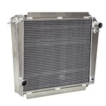 Coyote Cooler Radiator For Manual Trans Fits 66-77 Bronco