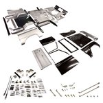 SUPER MEGA 68-76 Bronco Tub & Bolt-On Parts Kit & Hardware