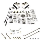 68-76 Tub Main Hardware Assemble Kit Deluxe