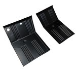 Driver & Passenger Floor Pan Patch Panel Set