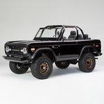 WH Gorilla Warflares Fender Flare Set 66-77 Ford Bronco