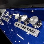 WH Clear Billet Dash Knob