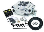 Holley Sniper EFI Self-Tuning Master Kit - Shiny 550-510K