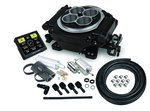 Holley Sniper EFI Self-Tuning Master Kit - Black 550-511K