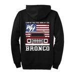 Home of the Bronco Hoodie