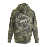 WH Motorsports Camo Hoodie