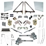 Driver & Passenger Door Parts Kit 68-77
