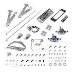 66-77 Tailgate Master Kit (NO TAILGATE)
