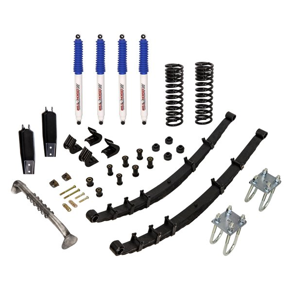 Suspension System 16 w/WH Shocks 2.5in Lift