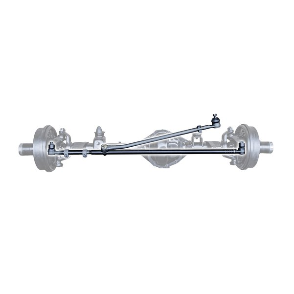 66-75 Tie Rod & Drag Link Complete Kit  (Stock Type)
