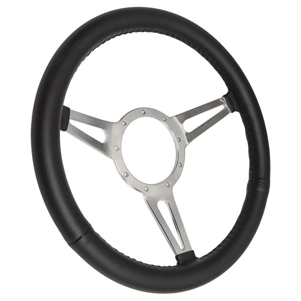 Steering Wheel Mark 7 3 Spoke/Slots 14 Inch