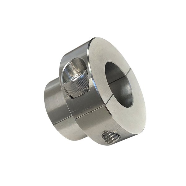 Stainless Steering Shaft Clamp 66-75