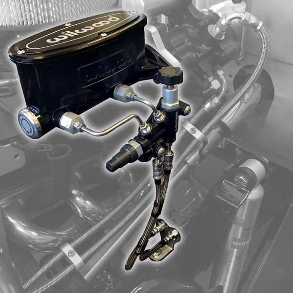 MOAB Upgrade For HydroBoost Left Side Drop