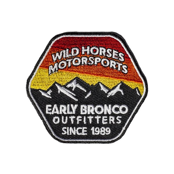 WH Motorsports Patch