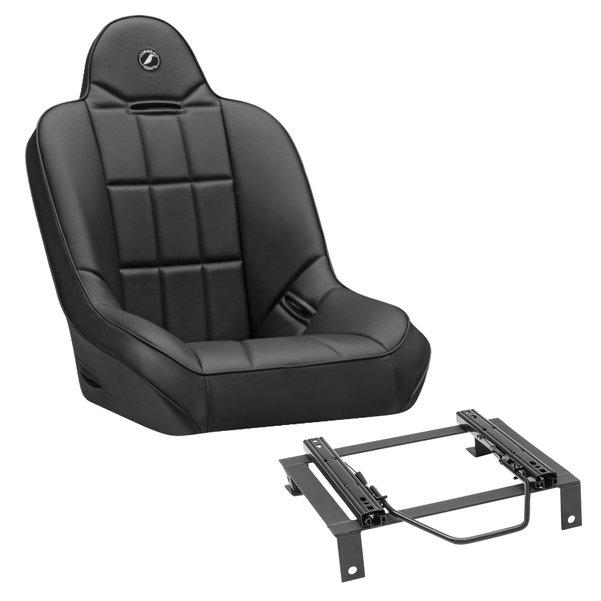 Corbeau Baja SS Seats Pair w/Brackets