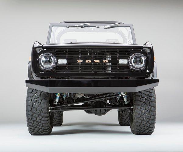 WH Armor Plate Bumper