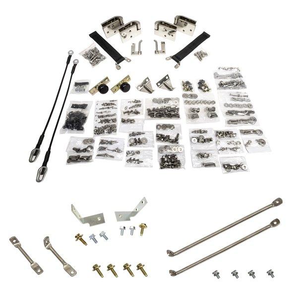 68-76 Tub Main Hardware Assemble Kit Deluxe