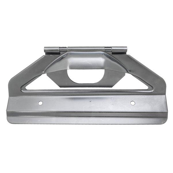 License Plate Frame Zinc Plate