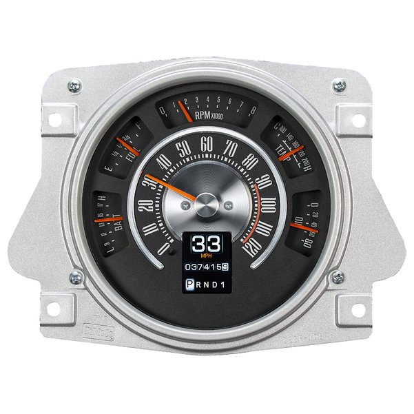 RTX Dakota Digital Dash 66-77 Bronco / 61-66 Pickup