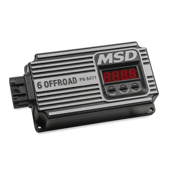 MSD 6471 Digital 6 Off Road Ignition