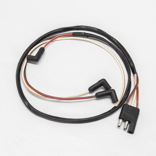 66-74 V8 Gauge Feed Wiring