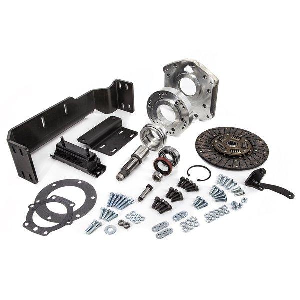 NV 3550 Kit Without Transmission