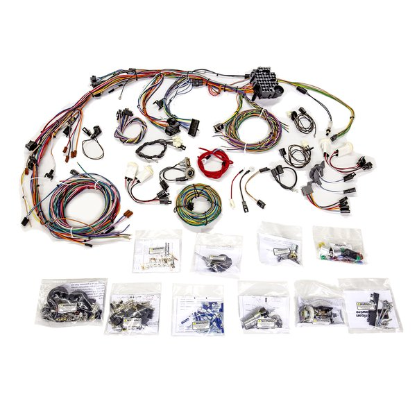 American Autowire 78-79 Bronco/73-79 Ford F100-F350 Harness