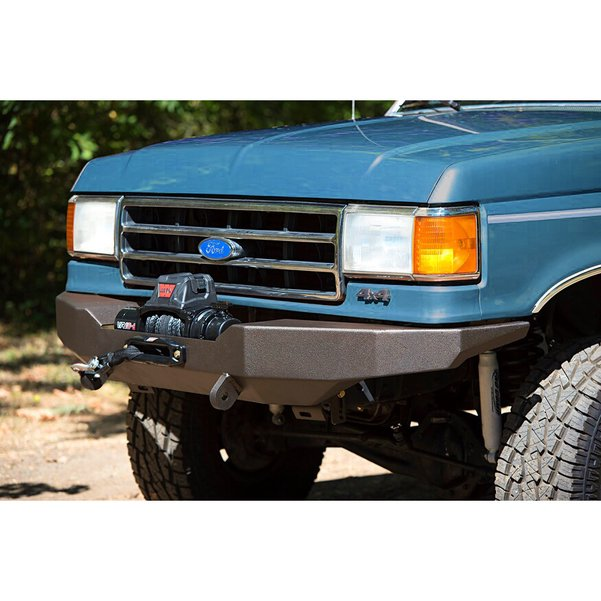 Full Size WH Winch Bumper WELDED 87-96 F-150 & Bronco FREE FREIGHT