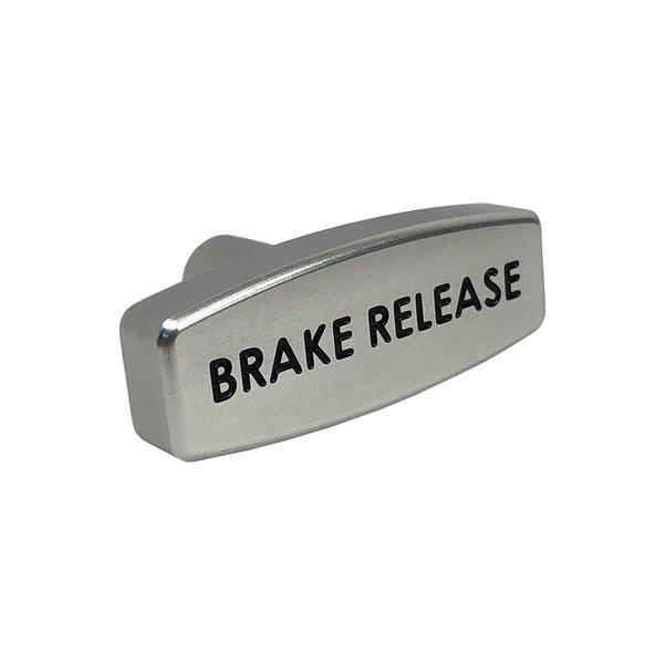 WH Billet Parking Brake Release Handle Clear