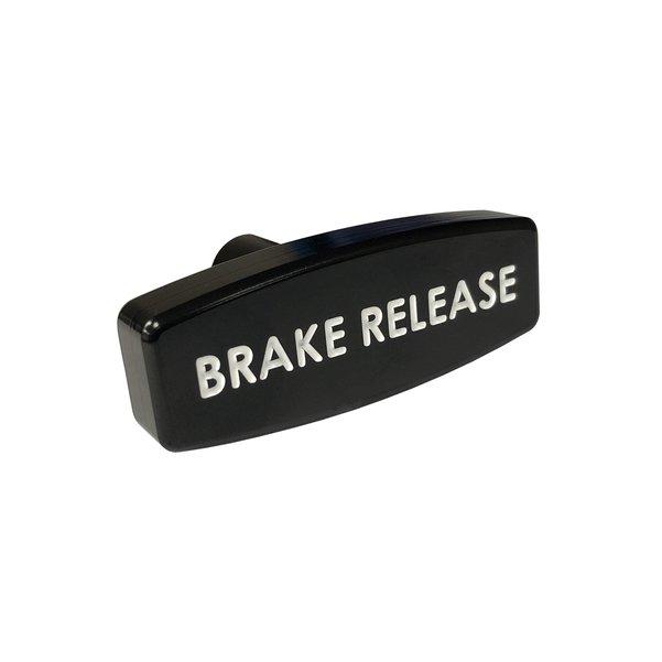 WH Billet Parking Brake Release Handle BLACK
