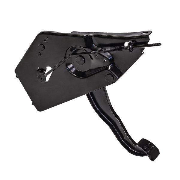 Emergency Brake Pedal