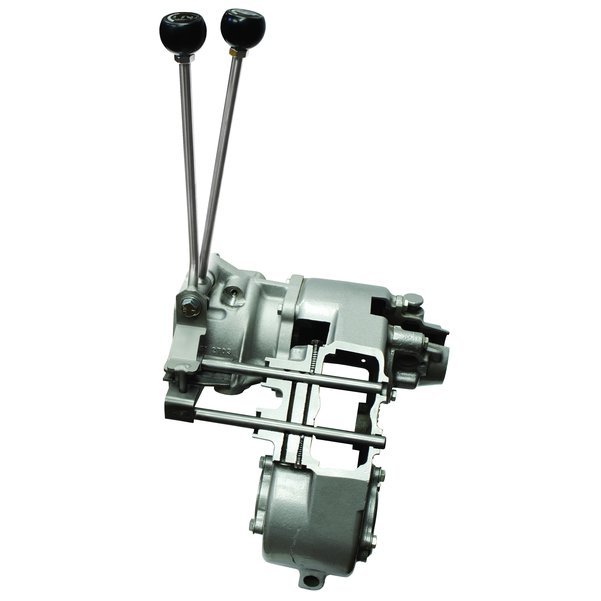 Twin Stick T-Case Shifter For AOD/AODE/4R70W