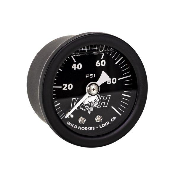 Fuel Pressure Gauge 0-100 psi 1/8 NPT