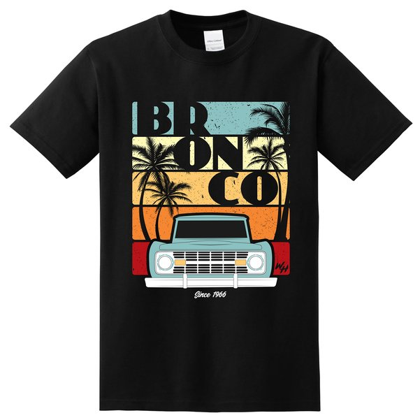 BRONCO Since 1966 Tee Shirt