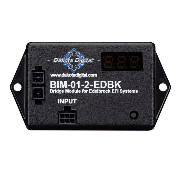 BIM-01-2-EDBK  Dakota Digital Bus Interface Module for Edelbrock Engine Management