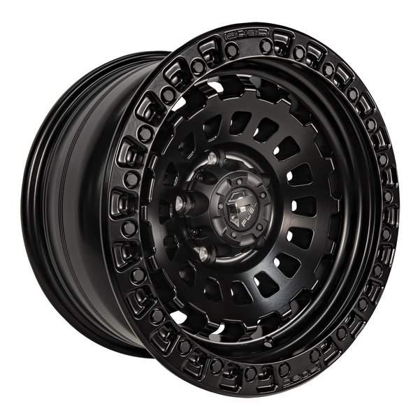 Fuel Zephyr Wheel 17x9