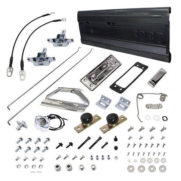 66-77 Tailgate Master Kit with Upgrades Includes Tailgate